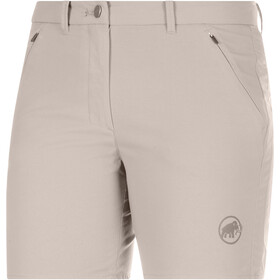Mammut W's Hiking Shorts Dam linen